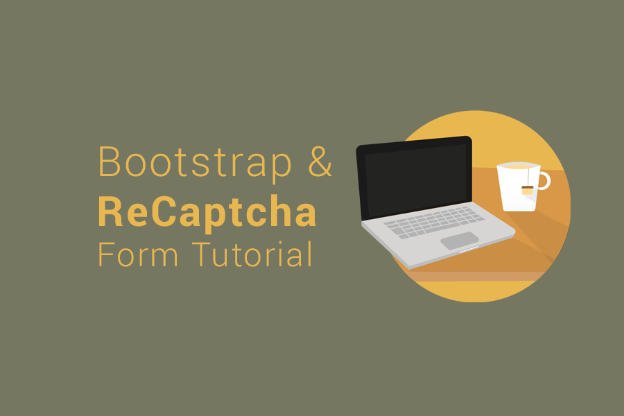 Bootstrap Html Contact Form With Captcha Step By Step Tutorial