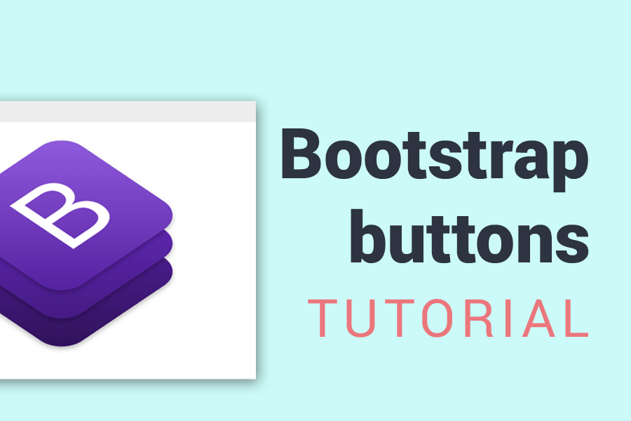 Bootstrap buttons tutorial - sizes, colours and more