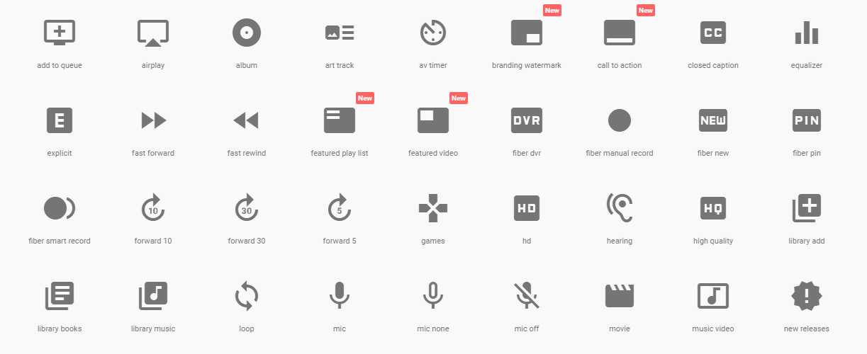 Download Icon fonts: List of 41 Beautiful & Free Icon Fonts