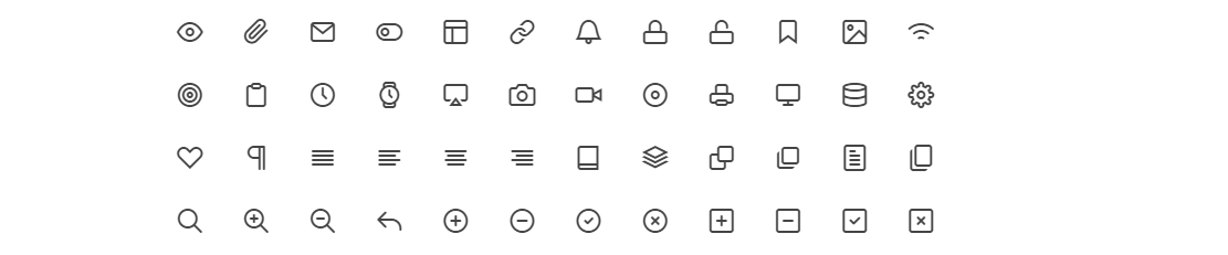 Icon Fonts List Of 41 Beautiful Free Icon Fonts