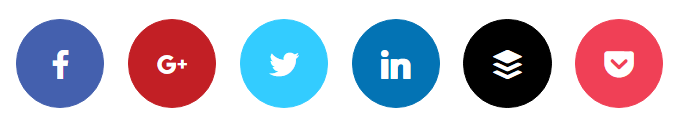 How to create lightweight social share icons - Step-by-step