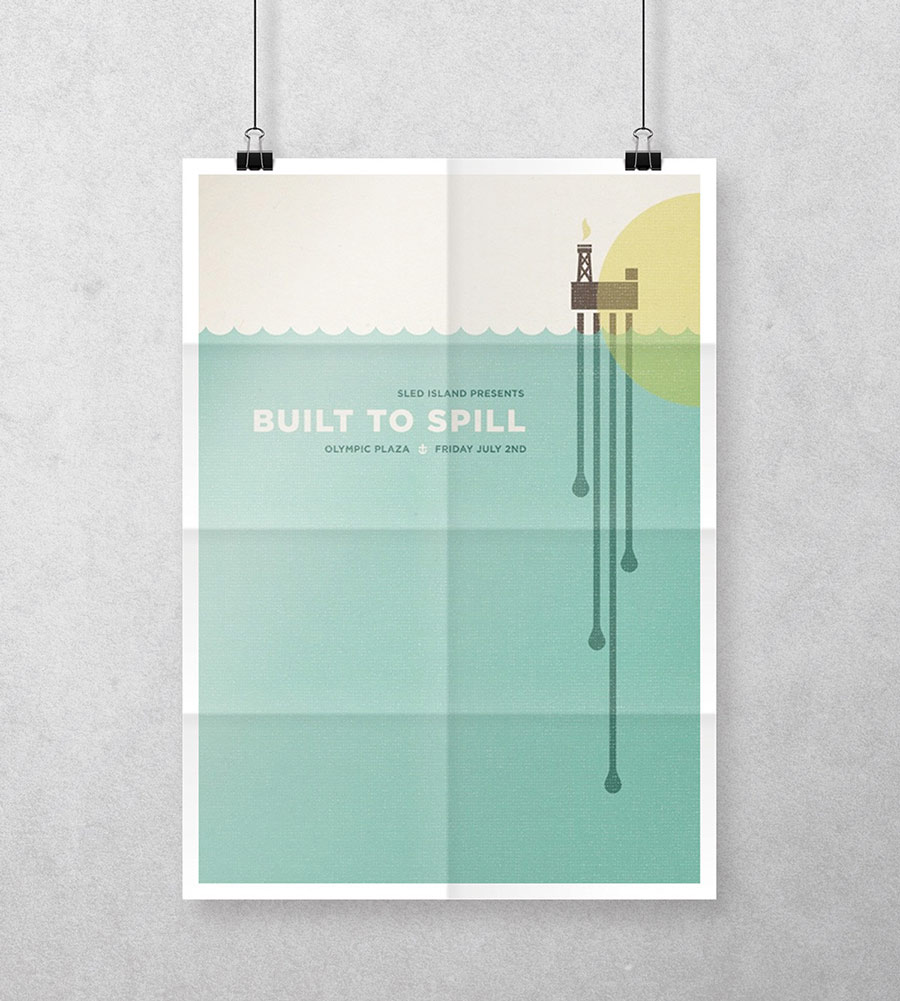 Poster design mockup - Free Multipurpose Photoshop Poster Mockup By Worn Out Media Co