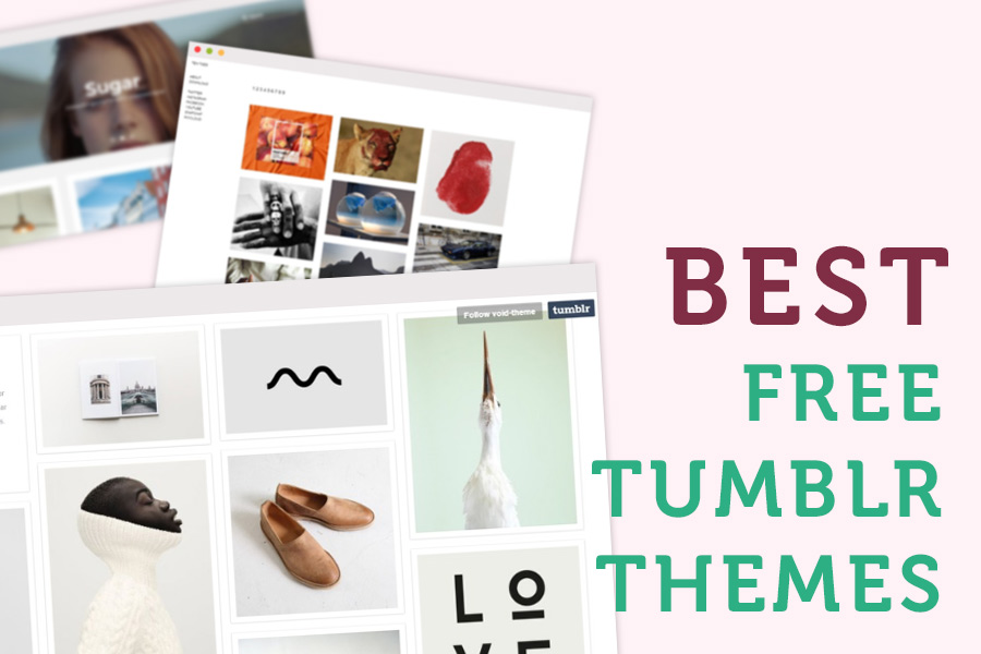 Best free tumblr themes collection